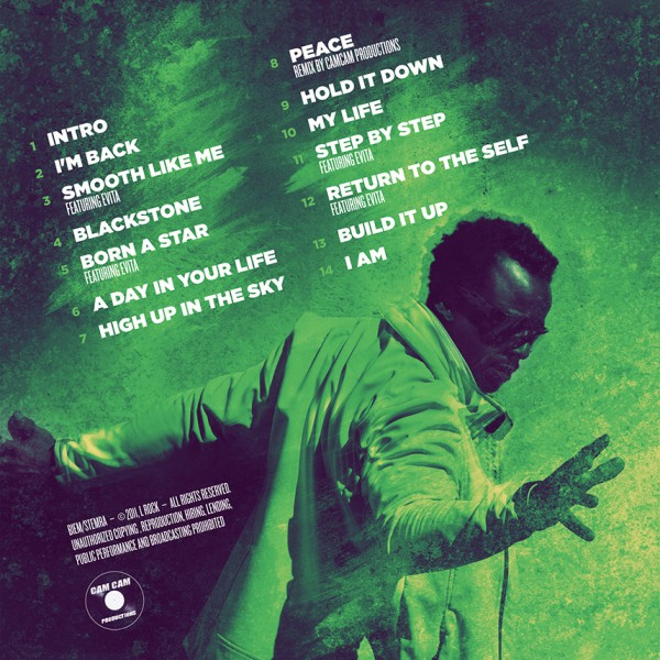 L Rock cover back artwork