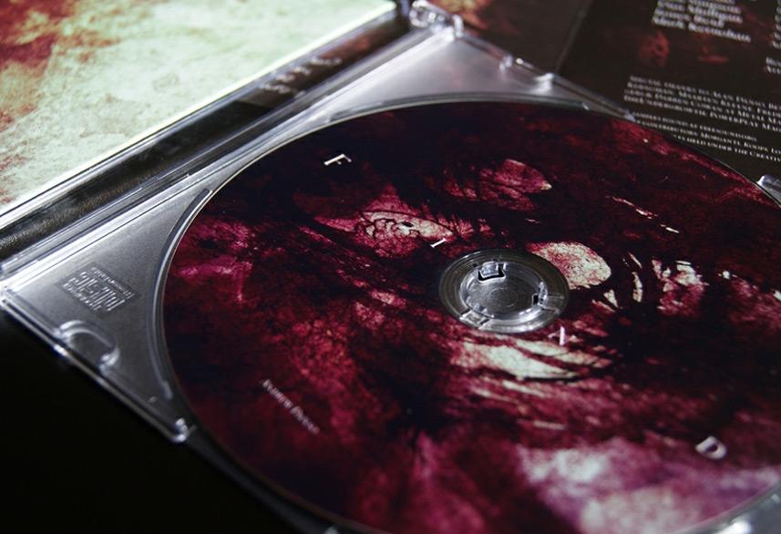 Andrew Danso disc print