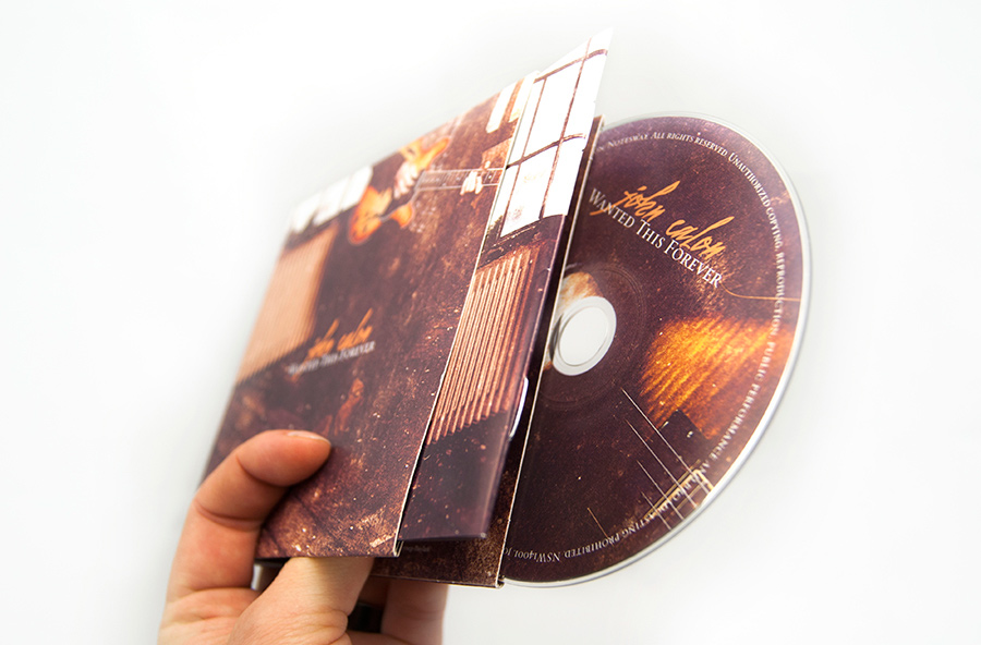 John Calon cd design
