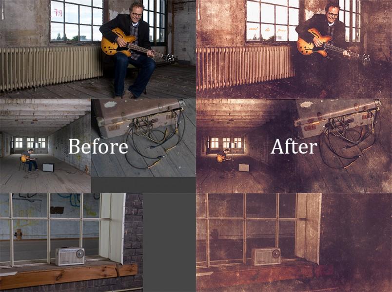 John Calon photo editing