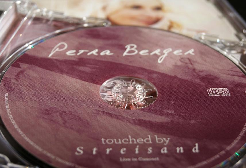 Petra Berger disc print