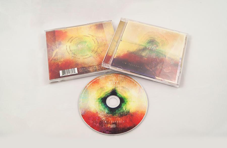 River Well cd design