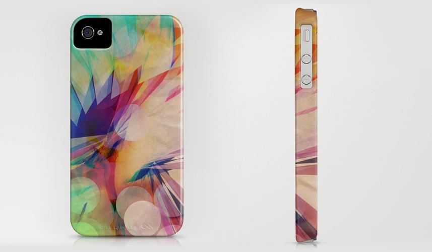 Subterranean smart phone skins