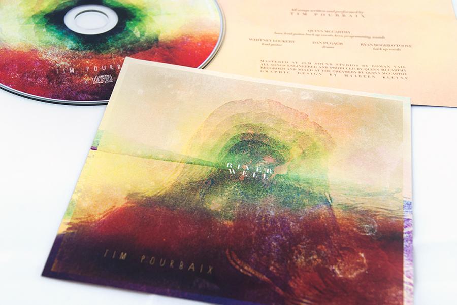 Tim Pourbaix album artwork