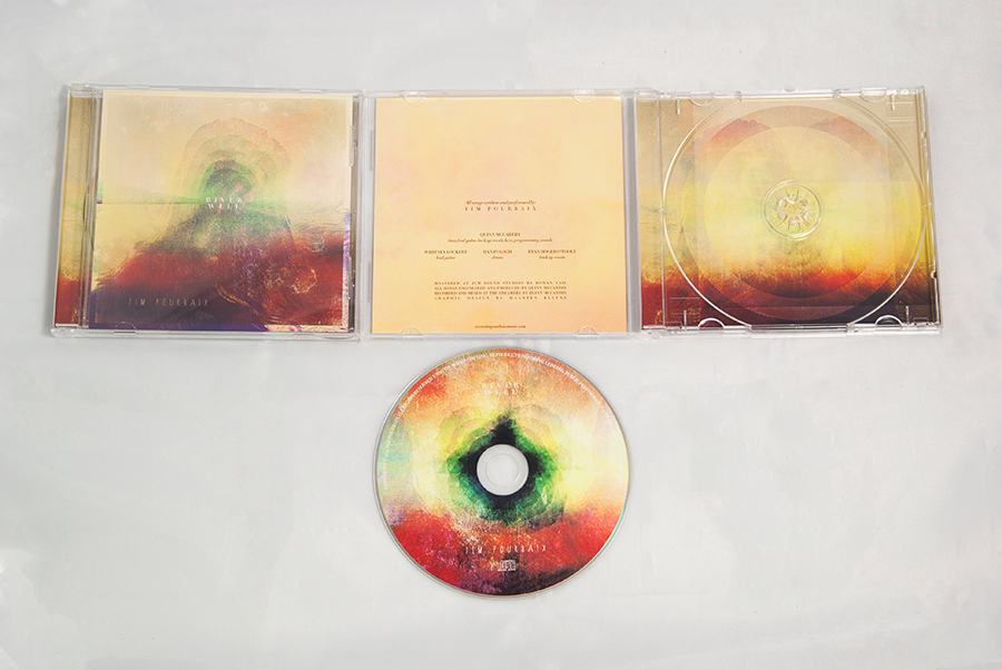 Tim Pourbaix record design