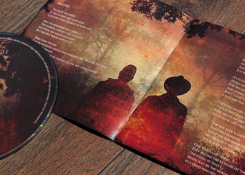 Triangle cd design