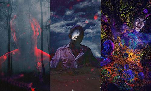Experimental self-expressive artworks